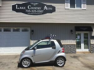2008 Smart fortwo Passion-Convertible, Automatic, AC!!