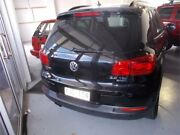 2012 Volkswagen Tiguan 5NC MY12 132 TSI (4x4) Black 7 Speed Auto Direct Shift Wagon Fyshwick South Canberra Preview