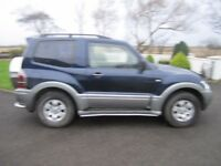 Mitsubishi Shogun Elegance 3.2DiD Automatic