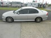 2005 Holden Commodore VZ SV6 Silver 5 Speed Sports Automatic Sedan Hampstead Gardens Port Adelaide Area Preview