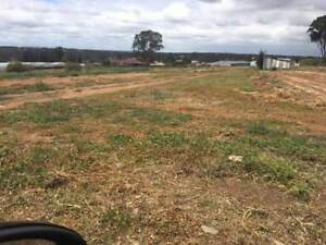 AGRICULTURAL GRAZING LAND , CONTAINER / STORAGE YARD PARKING LOT