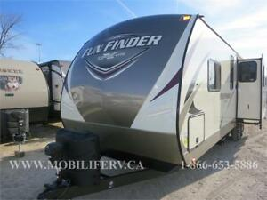 CRUISER FUN FINDER 27IK TRAILER FOR SALE* ISLAND KITCHEN*COUPLES