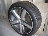 Audi A 1 spare wheel and tyre