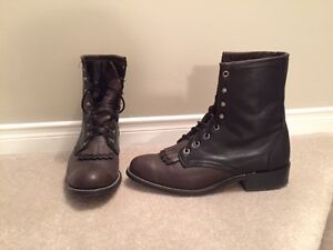 Western Equestrian Boots