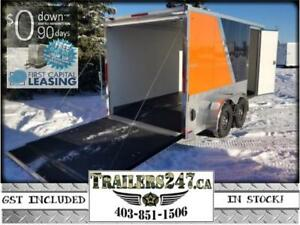 >>---->New Vision 7x14ft Motorcycle Hauler -Tax In Price<-----<<