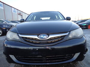 2011 Subaru Impreza 2.5i premium PKG-AWD-5 SPEED-ONLY 115,000KM