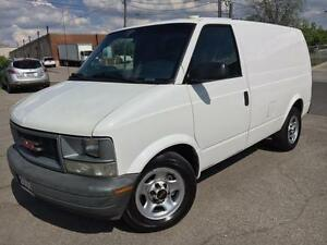 2005 GMC Safari Cargo Van **NEW BRAKES-ONLY 130KM**
