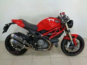 2012 Ducati Monster 1100 EVO (ABS)