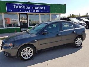 2008 Mazda Mazda3 GS, CLEAN TITLE/GOOD CONDITION/LOW PRICE!