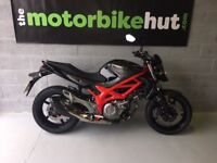 NATIONWIDE DELIVERY AVAILABLE - Suzuki Gladius 650