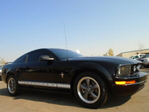 2006 Ford Mustang SPORT EDITION-Coupe-LEATHER--ONLY 82,000KM