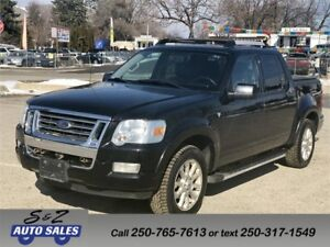 2007 Ford Explorer Sport trac Limited 4x4