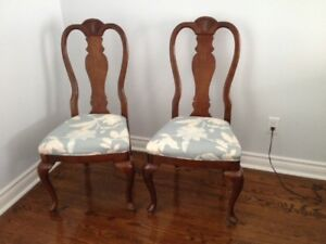 Side Chairs - $40 each