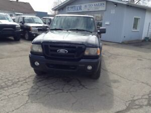2008 Ford Ranger FX4/Off-Rd Fully Certified! No accidents!