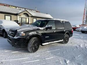 2007 Ford Expedition Limited 2 TUNED HTD/AC SEATS DVD CAMERA &&&