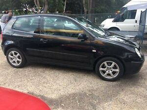 2002 Volkswagen Polo 9N S 5 Speed Manual Hatchback West Ryde Ryde Area Preview