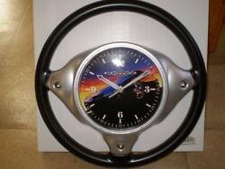 RX-7 Steering Wheel Novelty Wall Clock!!