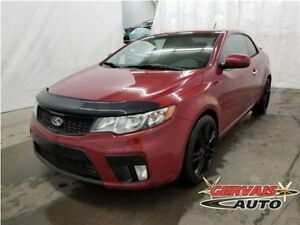 Kia Forte Koup SX Luxury Cuir Toit Ouvrant MAGS 2011