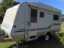 Off Road Hummer Caravan - Very Good Condition Rainbow Beach Gympie Area Preview