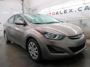 2013 Hyundai Elantra GL *RÉSERVÉ* AUTO A/C SIÉGES CHAUFF. CRUISE