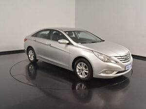 2012 Hyundai i45 YF MY11 Active Silver 6 Speed Sports Automatic Sedan Welshpool Canning Area Preview