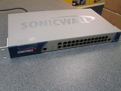 Sonicwall Pro 1260 24 Port Vpn Firewall Network Security Appliance