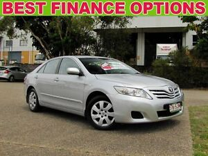 2010 Toyota Camry ACV40R MY10 Altise Silver 5 Speed Automatic Sedan Underwood Logan Area Preview