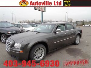 2010 Chrysler 300 Touring, Leather. EVERYONE APPROVED