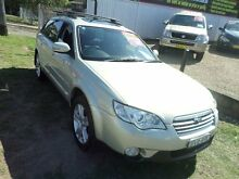 2006 Subaru Outback MY06 2.5I Luxury Silver 4 Speed Auto Elec Sportshift Wagon Sylvania Sutherland Area Preview