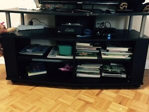 **Moving Sale**-TV&Stand/Bed&Frame/Strollers/Futon/Lamp-31March