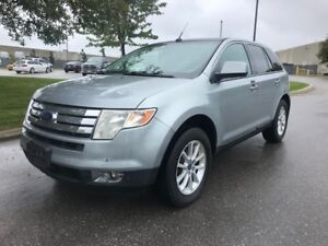 2007 FORD EDGE SEL PLUS AWD|LOW KMS|LEATHER|NAVIGATION|SUNROOF!