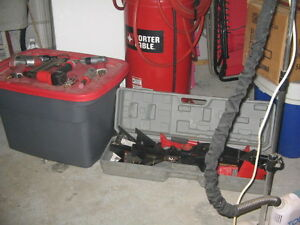 Porter Cable Compressor Air Tools and Jack