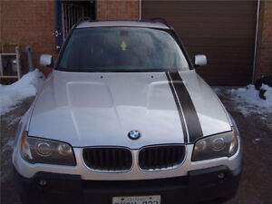 2004 BMW X3 SUV PRICED WAY LOW FOR QUICK SALE !