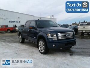 2014 Ford F-150 Limited FULLY LOADED LEATHER NAV SUNROOF