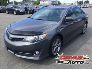 Toyota Camry SE GPS Toit Ouvrant Cuir/Tissus MAGS 2014