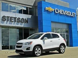 2014 Chevrolet Trax LTZ AWD Leather Remote Start Sunroof