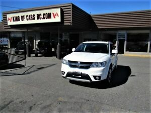 2011 Dodge Journey 7 PASSENGER - CREW - V6