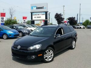 2011 Volkswagen Golf Wagon HIGHLINE ONLY $19 DOWN $95/WKLY!!