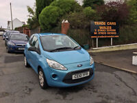 2010MY Ford Ka 1.2 Studio * Low Miles *1 Previous Owner