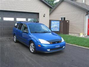 2001 Ford Focus SE Familliale