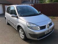 Renault Megane Scenic Dynamique 1.6. FSH and in great condition