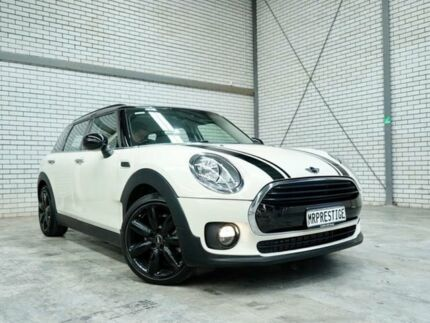2016 Mini Clubman F54 Cooper Steptronic White 6 Speed Sports Automatic Wagon Acacia Ridge Brisbane South West Preview