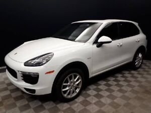 2015 Porsche Cayenne Diesel - Remaining Warranty Dec of 2024