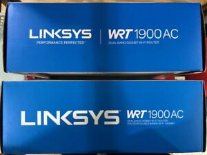 Linksys WRT1900AC - wireless router - Excellent Condition 10/10