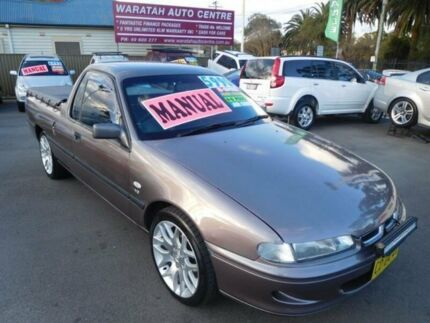 1997 Holden Commodore VSII S Bronze 5 Speed Manual Utility Waratah Newcastle Area Preview