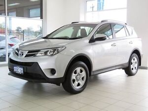2015 Toyota RAV4 ASA44R MY14 Upgrade GX (4x4) Silver 6 Speed Automatic Wagon Morley Bayswater Area Preview