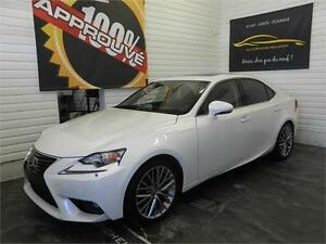 2015 Lexus IS 250 * AWD *Toit*Cuir*Mags*