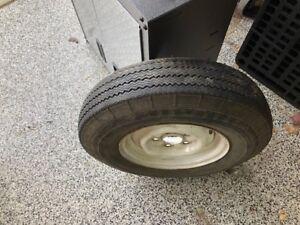 Goodyear Trailer Tire