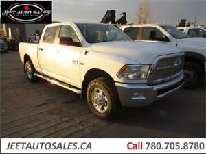 "2011 Ram 2500 SLT 4x4 Crew Cab 6'4"" Box 149.0 in. WB"