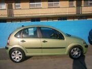 2007 Citroen C3 MY06 Exclusive Green 4 Speed Sports Automatic Hatchback Stafford Brisbane North West Preview